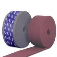 Surface conditioning rolls.